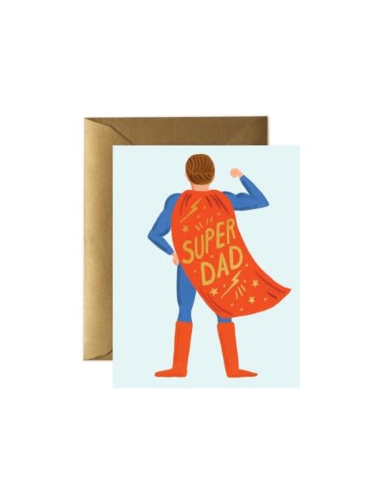 Rifle Paper - Super Dad Card