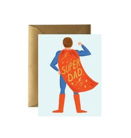 Rifle Paper - Super Dad Card