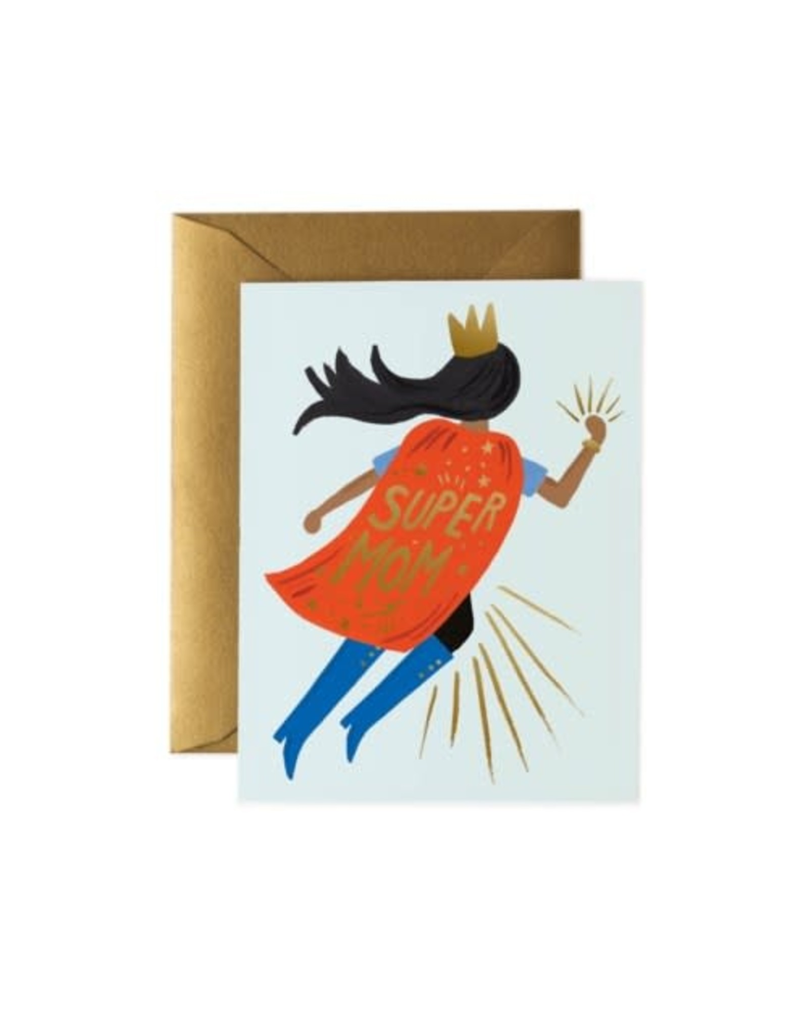 Rifle Paper - Super Mom Card