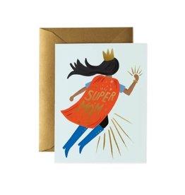 Rifle Paper - Card/ Super Mom