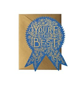 Rifle Paper - You're The Best Card