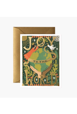Rifle Paper - Joy To The World Card