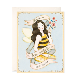 JJP - Bee-utiful Birthday Card