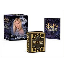 Hachette - Mini Kit/Buffy Talking Slayer