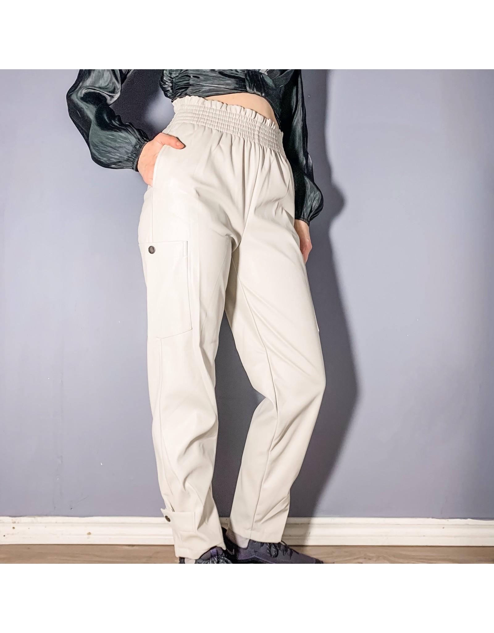 Bonanza - Glasgow Vegan Leather Pant
