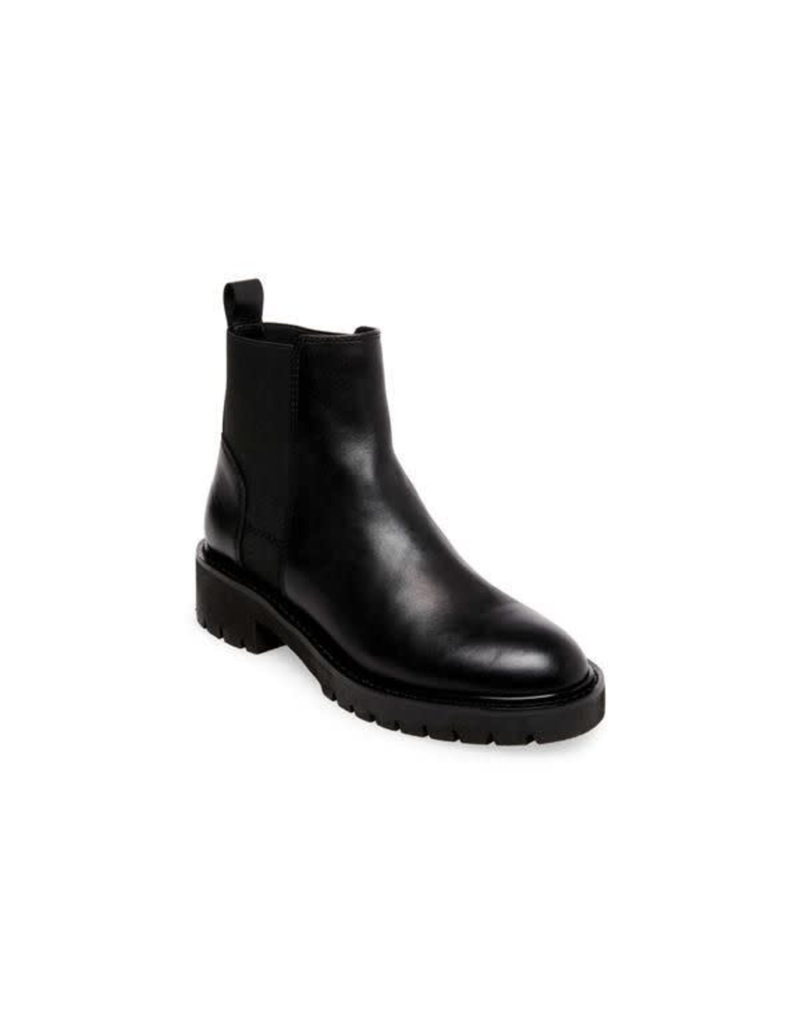 Steve Madden - Leather Lug Sole Boot