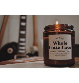 Shy Wolf - Whole Lotta Love Candle - 8 oz