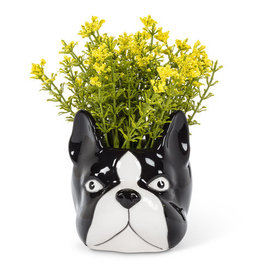 ATT - Dog Head Planter