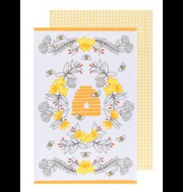 DCA - Tea Towel Set/Buzz