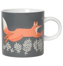 DCA - Fox Mug 12 oz