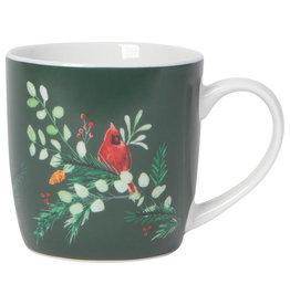 DCA - Winter Birds Mug