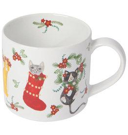 DCA - Meowy Christmas Mug
