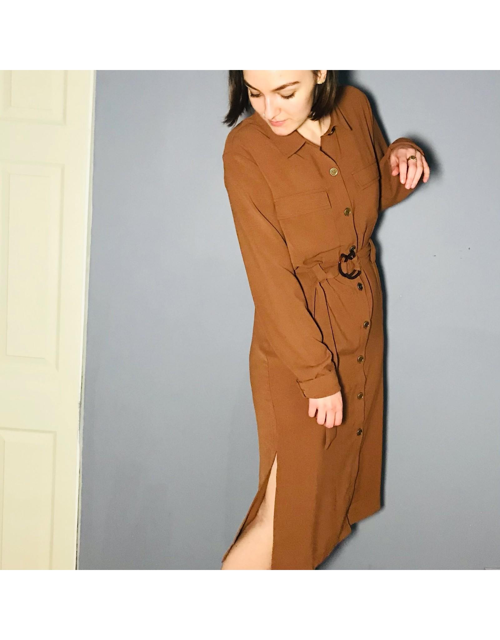 Bonanza - Fall For You Dress