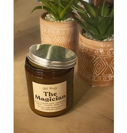 Shy Wolf - The Magician Candle 8 oz