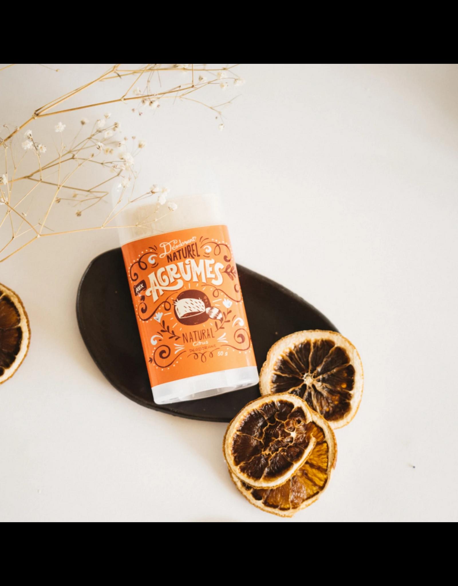 SIE - Natural Deodorant Stick Citrus