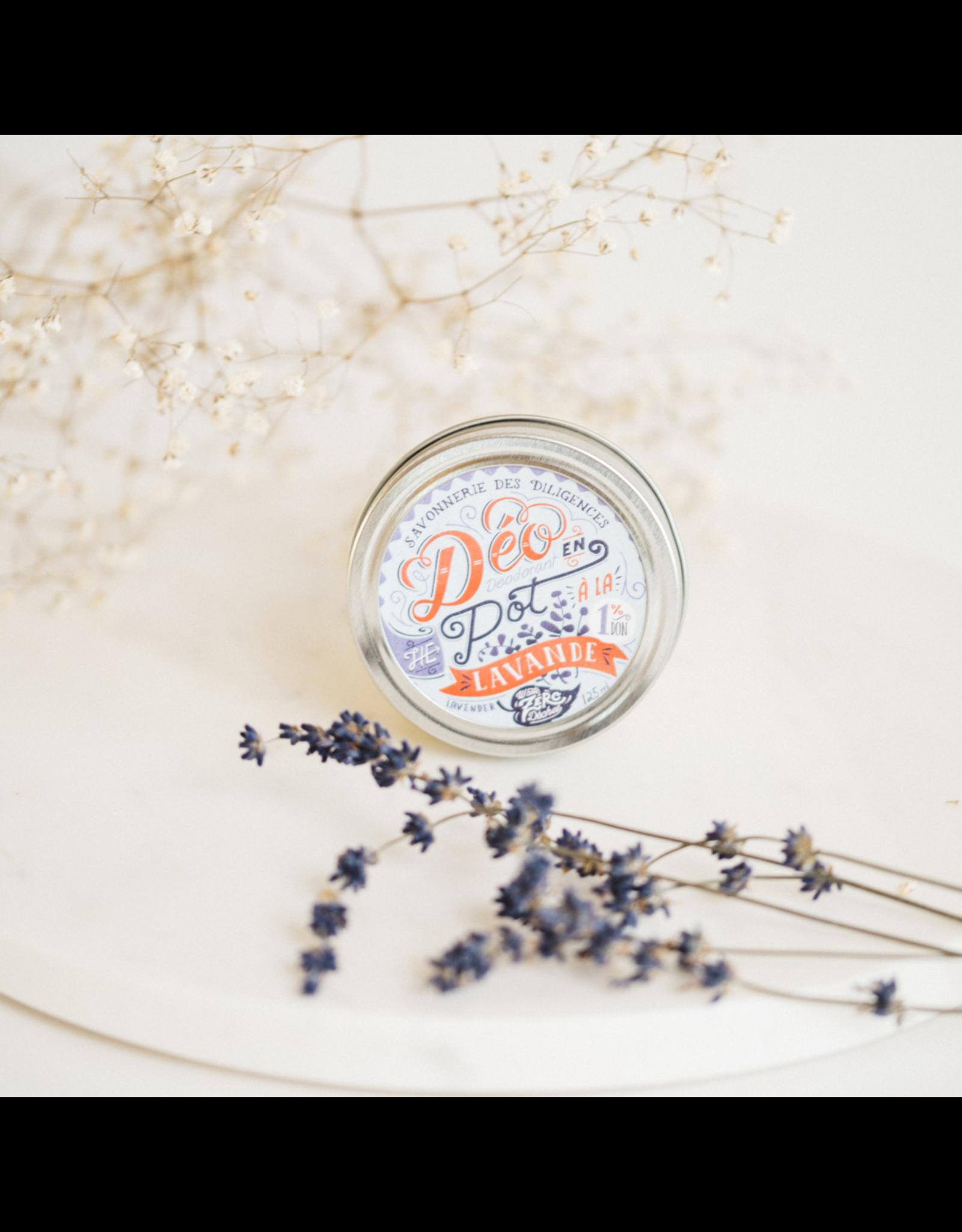SIE - Deodorant Jar Lavender Patchouli