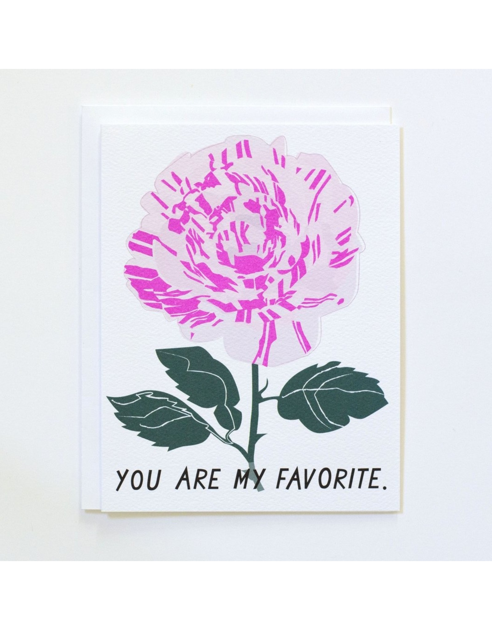 BOP - Card/ You Are My Favorite