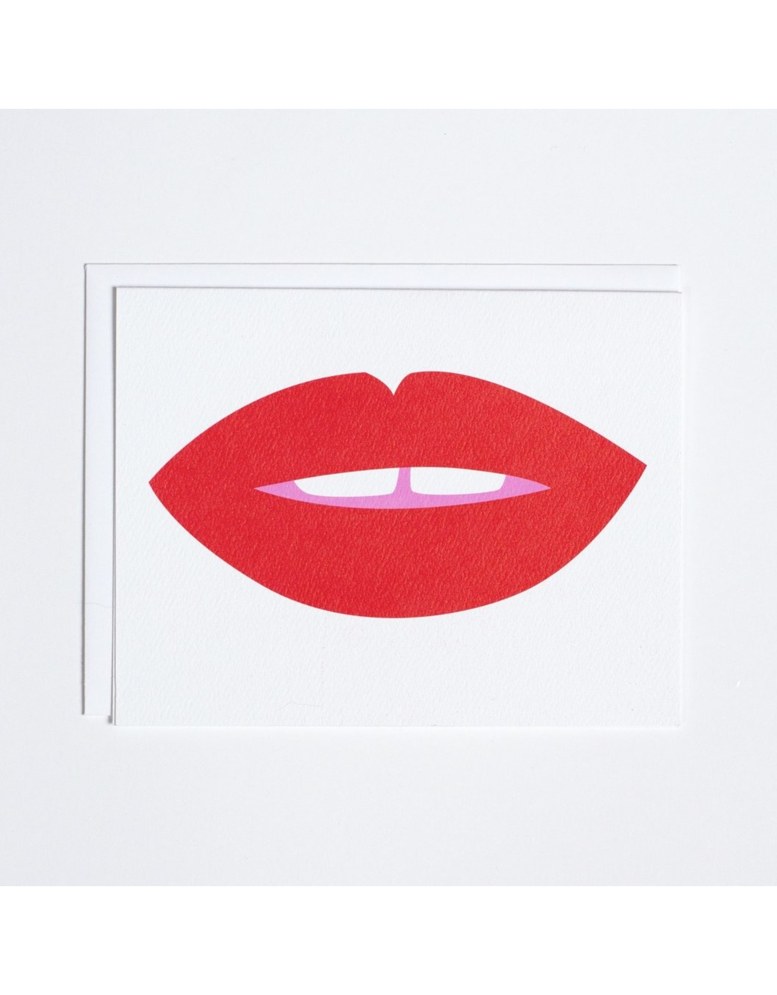 BOP - Hot Lips Card