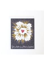 BOP - Heart Explosion Card