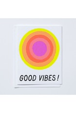 BOP - Card/ Good Vibes
