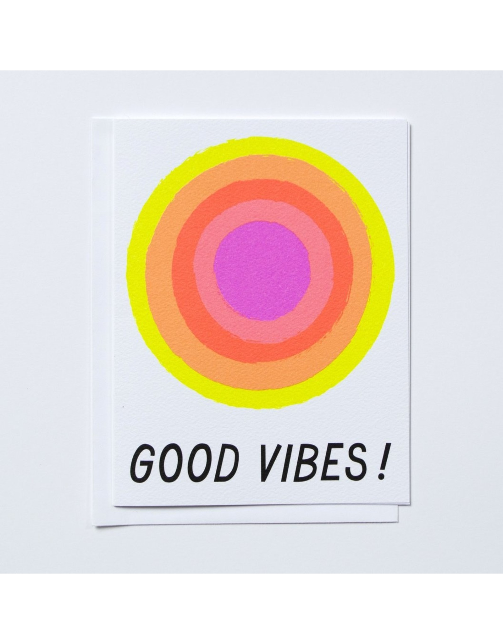BOP - Good Vibes Card