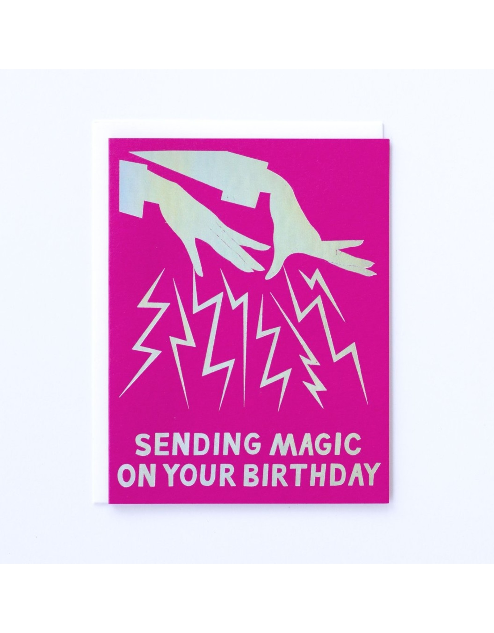 BOP - Card/ Sending Magic on Your Birthday