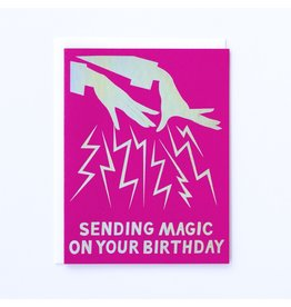 BOP - Sending Magic on Your Birthday Card