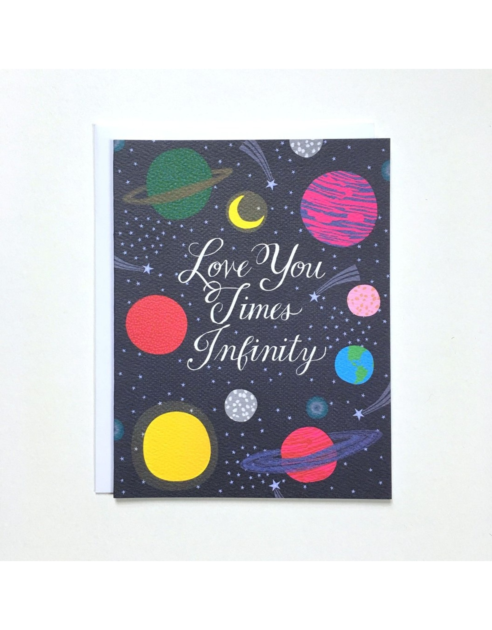 BOP - Love You Times Infinity Card