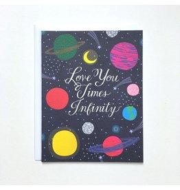 BOP - Card/ Love You Times Infinity