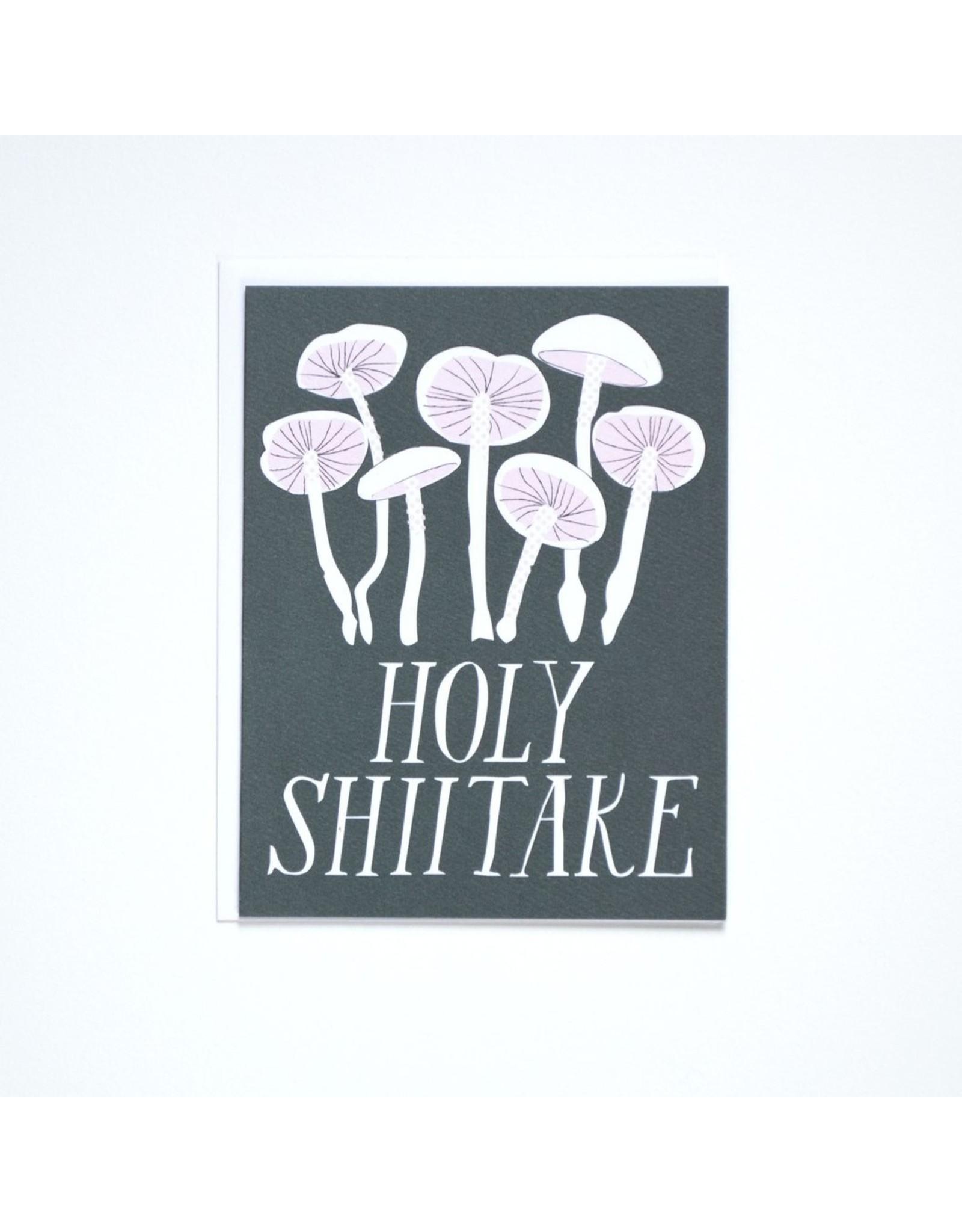BOP - Card/ Holy Shiitake!