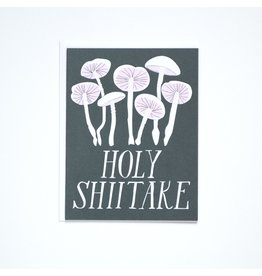 BOP - Holy Shiitake! Card