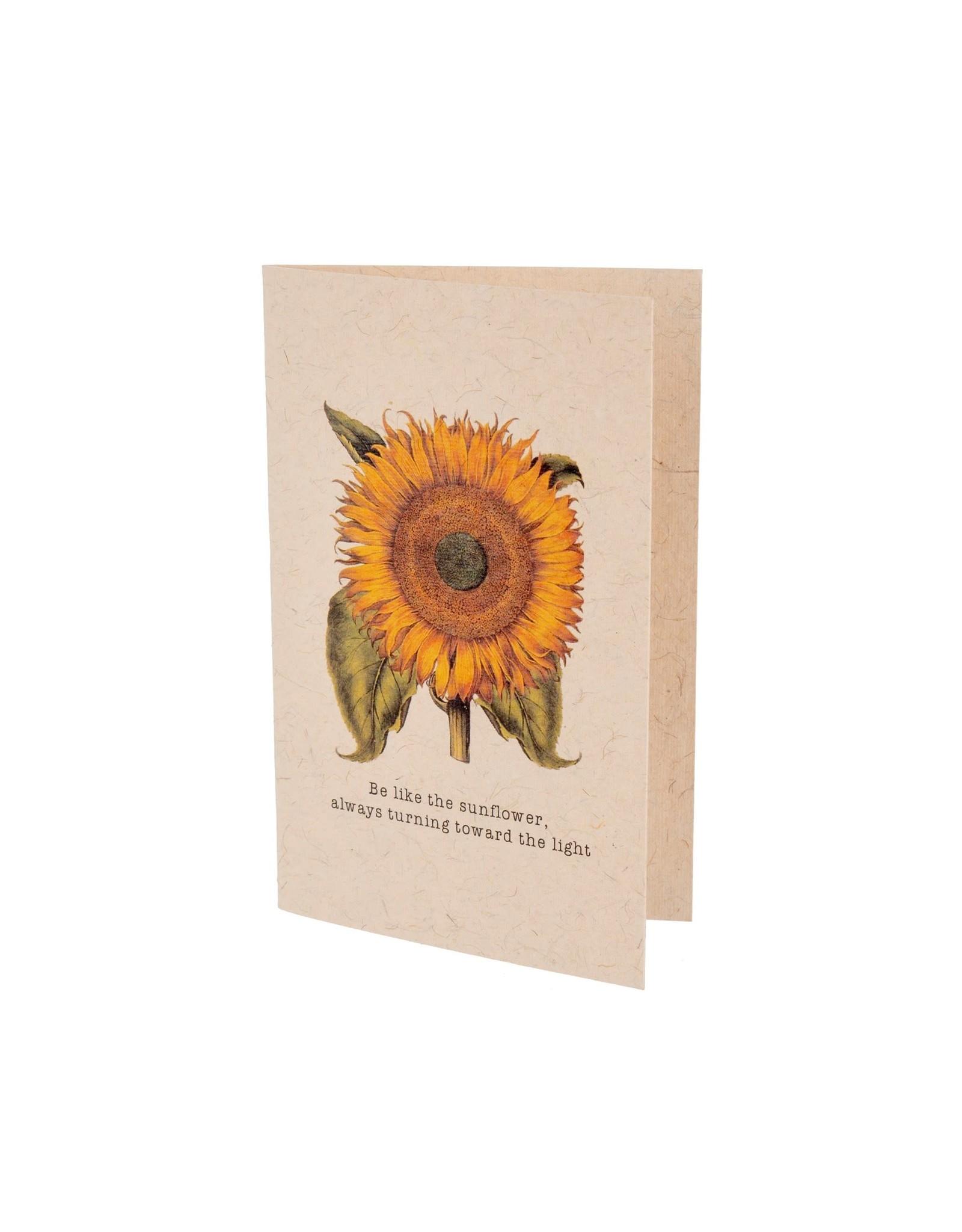 IBA - Card/ Sunflower
