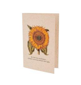 IBA - Sunflower Card