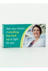 Blue Q - Ask Your Doctor Gum