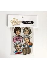 DER - Golden Girls Sticker