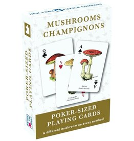 NLE - Mushroom Playing Cards