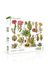 NLE - Puzzle Cacti / 1000pcs
