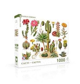 NLE - Cacti Puzzle / 1000pcs