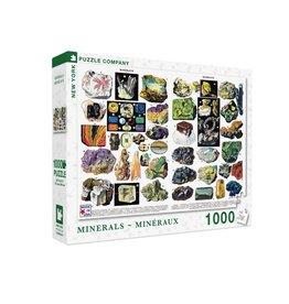 NLE - Minerals & Gems Puzzle / 1000pcs