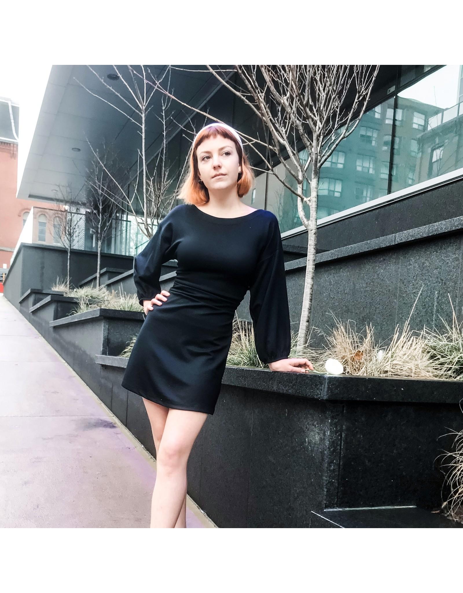 Free People - Corset Back Mini Dress