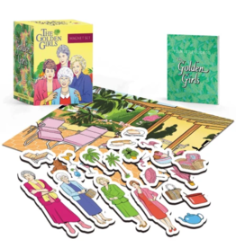 HTE - Mini Kit/The Golden Girls Magnet Set