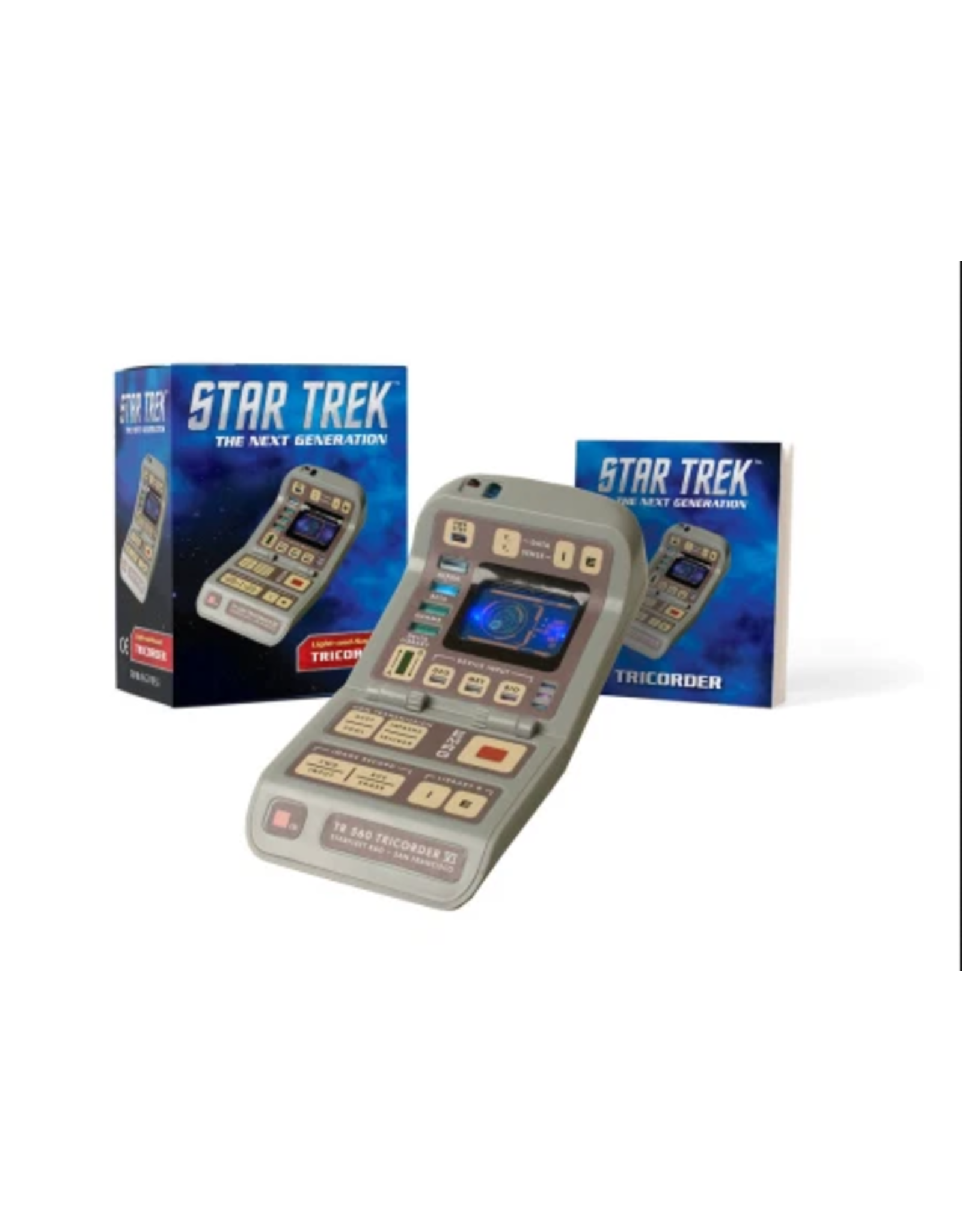 HTE - Mini Kit / Star Trek Tricorder