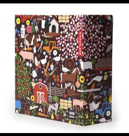 KND - Farm Puzzle / 1000pc