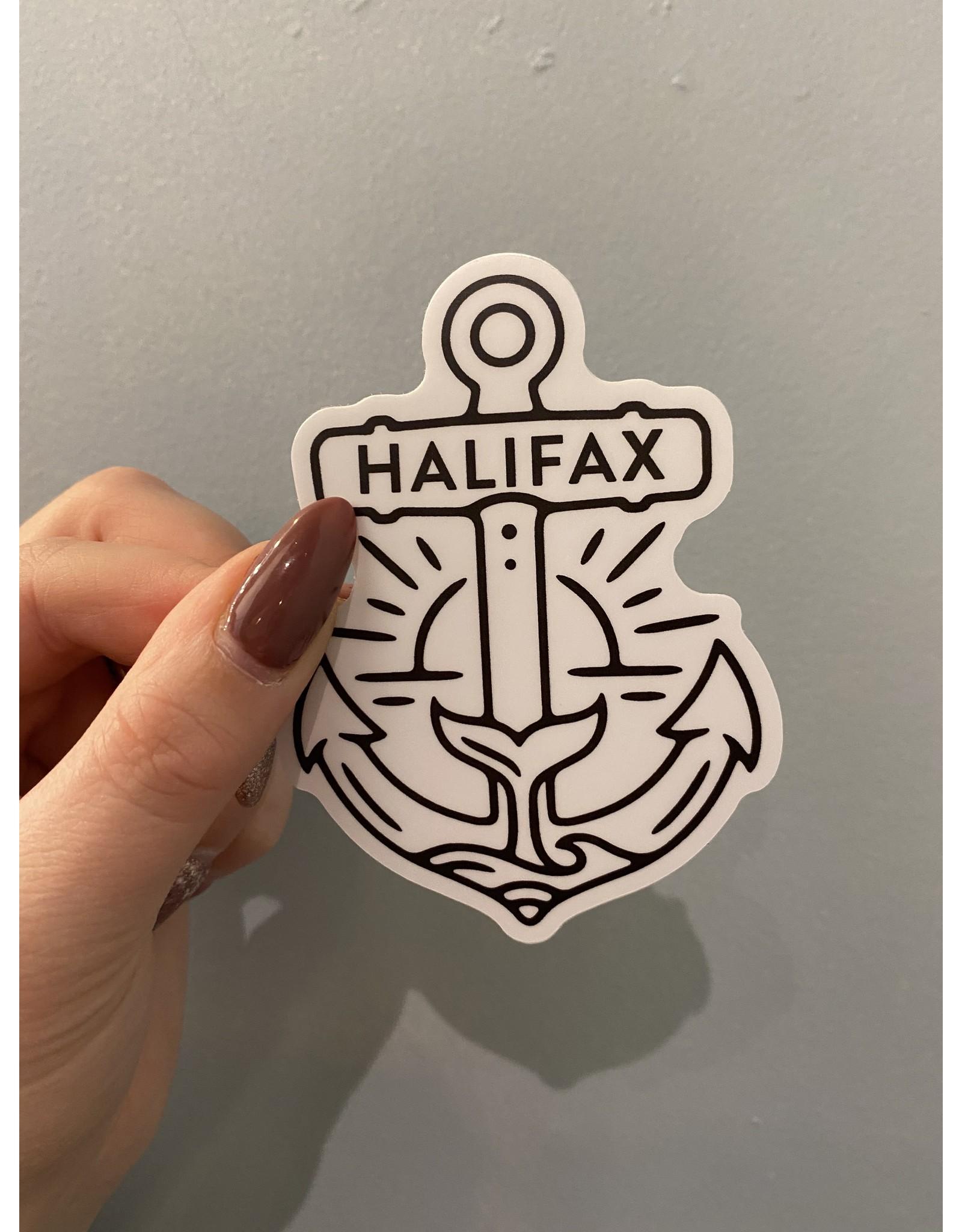 SST - Halifax Sticker
