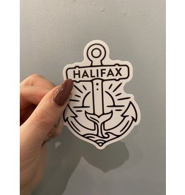 SST - Halifax Sticker