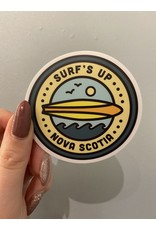 SST - Surf's Up N.S.  Sticker