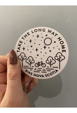 SST - Bike Nova Scotia Sticker
