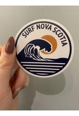 SST - Surf Nova Scotia Sticker