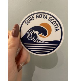 SST - Surf Nova Scotia Sticker