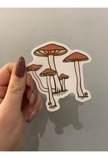 SST - Mushrooms Sticker